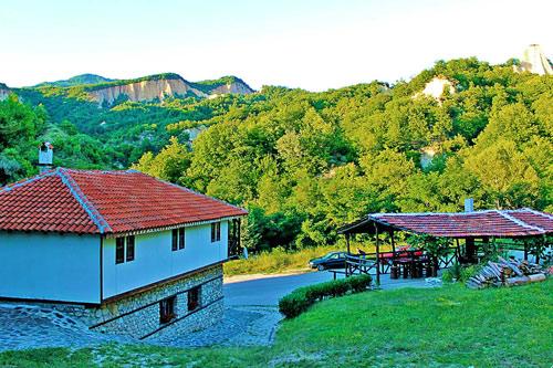 Къща  за гости до Мелник